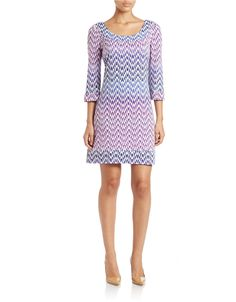 Women's Clothing | Buy One, Get One 50% Off Select Dresses | Patterned Sheath Dress | Lord and Taylor