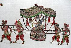Two thousand years before the advent of cinematography, Chinese people had already started to use tricks of light to create moving images telling stories. Shadow puppetry first appeared in the Han Dynasty (206 BC - AD 220) and has remained an influential part of the Chinese culture ever since.