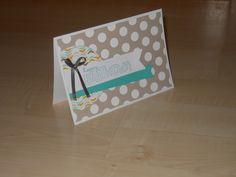 Geburtstagskarte mit StampinUp