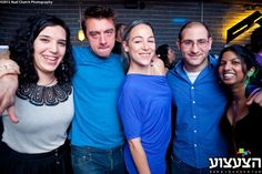 Closing Event of the World Hostel Conference 2012 in Jerusalem at the Toy Bar Jerusalem!