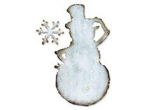 Sizzix - Tim Holtz - Bigz Die - Alterations Collection - Die Cutting Template - Winter Wonder at Scrapbook.com $16.99
