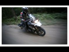 2013 BMW R1200GS LC TwistedThrottle.com project bike review: with Teach McNeil - YouTube