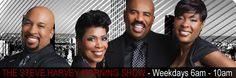 The Steve Harvey Morning Show - 107.5 WBLS
