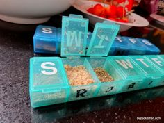 Traveling Spice Sticks: How to pack your spices