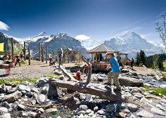 Bilder Grindelwald - First