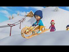 Saniuta Fuge - Colinde de Craciun pentru copii - YouTube