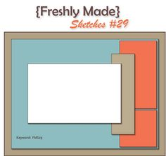Freshlymadesketches.blogspot.com #29 by Jennifer Timko