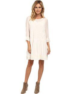 Velvet by Graham & Spencer Annmarie 3/4 Sleeve Dress