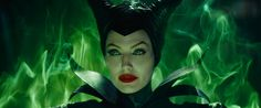 The new 'Maleficent' trailer that premiered during the Grammy Awards on Jan. 26 has us itching to see Angelina Jolie in full villain mode, but it also has us celebrating the return of Lana Del Rey! Maleficent 2014, Angelina Jolie Maleficent, Maleficent Movie, Malificent, Maleficent Makeup, Maleficent Cosplay, Angelina Joile, Live Action Movie, Disney Films