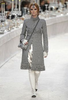 Chanel pays homage to India with 2012 pre-fall,  Metiers D'Art collection -