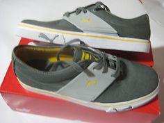 Puma El Ace Canvas Men s Shoes Size 9 dd10c7cab