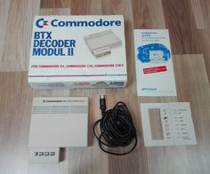 BTX Decoder Modul II (C64)