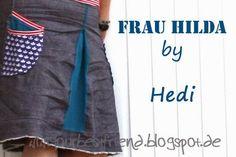 WiWi your best friend: Rums #32/14 ...Frau Hilda...