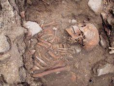 Beneath one of Barcelona's oldest churches, archaeologists have found a 14th-century mass burial holding likely victims of the Black Death.