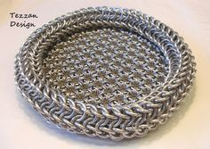 Chain Maille Basket