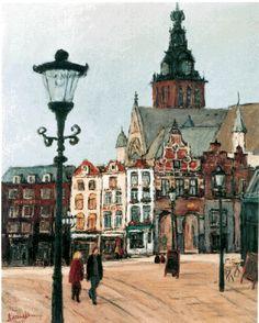 Nijmegen Groot Market