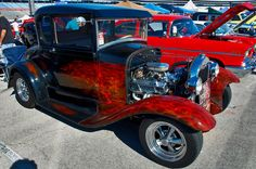 1000 images about hot rods on pinterest custom cars for Texas motor speedway car show