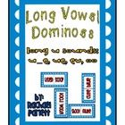 Students learn the different vowel patterns that make the long u sound by playing Dominoes.  Students are asked to match up words that share the sa...