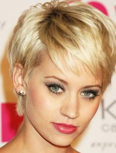 Hairstyles For Very Short Hair Image Result For Short Haircut Fine Wavy Hair  Hair Cuts