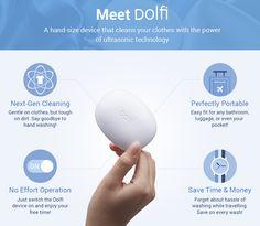 Dolfi: Next Gen Washing Device