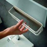 Magnetyczne #akcesoria do łazienki i kuchni od @rondadesignsrl  dostępne w Polsce w BandIt Design.   #kuchnia #łazienka #magnetycznemeble
