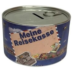 Wunderle Spardose 'Reisekasse' | bei Rakuten.de.
