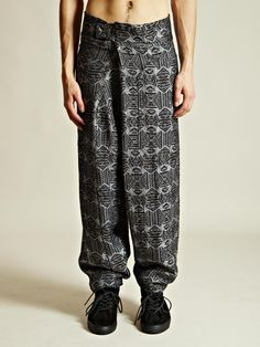 Damir Doma Men's Pholis Fisherman Trousers