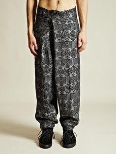 Damir Doma Men's Pholis Fisherman Trousers