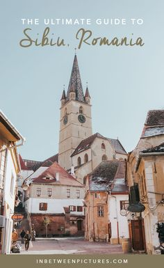 Sibiu The Colorful Town You Won't Believe Is In Romania