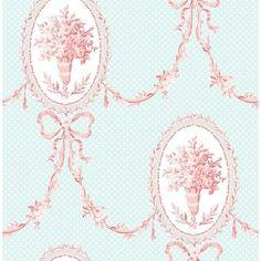 Monogram Wallpaper, Toile Wallpaper, Chic Wallpaper, Adhesive Wallpaper, Wallpaper Roll, Victorian Wallpaper, Rainbow Wallpaper, Kids Wallpaper, Bathroom Wallpaper