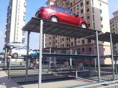 En Serretecno contamos con la mejor forma de acomodar tres autos en el lugar de uno, aprovechando al 100% el espacio aéreo.
