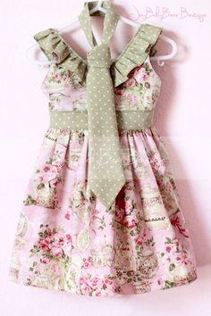 Hey, I found this really awesome Etsy listing at https://www.etsy.com/listing/184670629/sibling-easter-set-easter-dress-and-tie