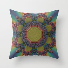 A New Day Throw Pillow by Lyle Hatch - $20.00