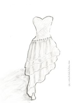 dress coloring pages creative kitchen sketch coloring page