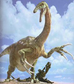 therizinosaurus | Therizinosaurus cheloniformis