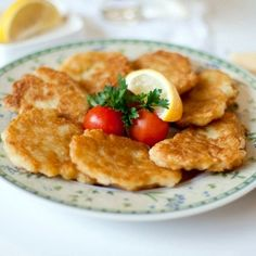 Baccala' Fritters - Salted cod is widely used in Italian cooking and this is my grandmother's recipe for the best fritters ever!