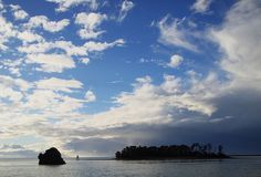 Bay at Nelson, New Zealand