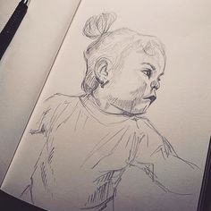 I love to draw my beautiful niece!       #art #niece #sketch #artist #nieces #drawing #artwork #family #niecesarethebest #sketchbook #instaart #love #illustration #niecesrock #sketching #arte #niecesrule #draw #niecespieces #artsy #niecey #painting #nieceypoo #sketches #arts #nieceypooh #sketch_daily #artistsoninstagram #niecer #pencil Insta Art, Sketching, Artsy, Pencil, My Love, Drawings, Illustration, Artwork, Painting