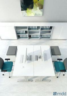 Individual desks | Desks-Workstations | Ogi N | MDD. Check it out on Architonic