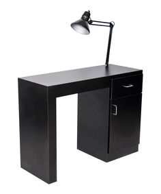 Portable Beauty Salon furniture manicure tables nail desks with lamp-Cheap barber furniture styling chair shampoo station, salon beauty manicure tables, spa massage pedicure chairs, tattoo chairs price Manicure Station, Nail Station, Portable Manicure Table, Nail Desk, Large Storage Cabinets, Black Manicure, Beauty Salon Equipment, Salon Furniture, Modern Furniture
