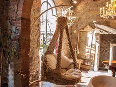 Garden hanging chair Garden hanging chair - Garden House Lazzerini