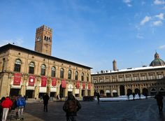 "No Huge Tourist Crowds - ""Bologna, My Favorite City in Italy"" by @artofbackpackin"