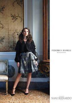 Campaigns :: Federico Mameli Haute Couture