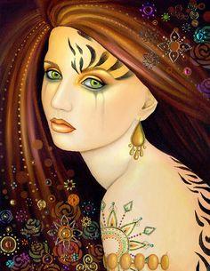 Beautiful Art by B.K. Lusk