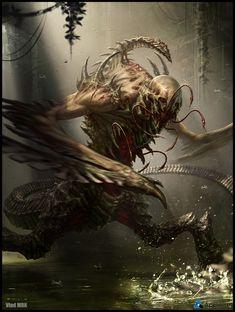 Sewer demon - regular version by VladMRK