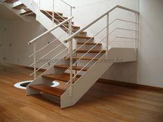escada de ferro com madeira - Pesquisa Google
