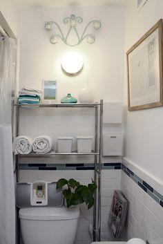 storage idea for my small bathroom