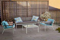 Ivanhoe - Ben Scott Garden Design   Stone Pavers