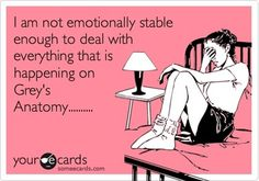 Greys Anatomy!(:
