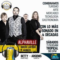 Miradasmagazine Radio con el mejor rock de 4 décadas.  TURISMO, ARTE, MERCADEO, TECNOLOGÍA, GASTRONOMÍA Y ACTUALIDAD.  @radiotropical98.5 #EnamoratedeAnzoategui #MiradasRadio #Anzoategui  #MiradasMagazine #Lecheria #PuertoPiritu #Mochima #Turismo #MiradaFotografica